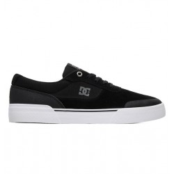 CHAUSSURES DC SHOES SWITCH PLUS - BWB BLACK WHITE BLACK