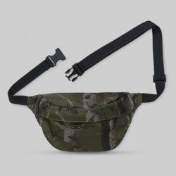 BANANE CARHARTT WIP PAYTON HIP BAG - CAMO TREE GREEN BLACK