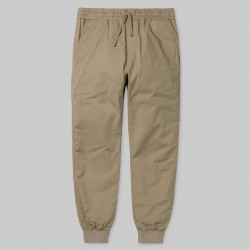PANTALON CARHARTT WIP MADISON JOGGER - LEATHER RINSED