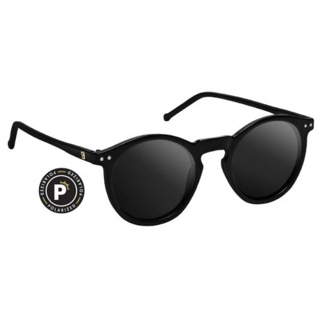 LUNETTES GLASSY LINCOLN PREMIUM POLARIZED - MATTE BLACK