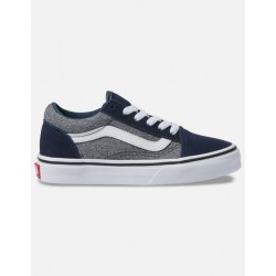 CHAUSSURES VANS OLD SKOOL - SUEDE SUITIG DRESS BLUES