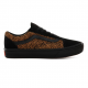 CHAUSSURES VANS OLD SKOOL COMFYCUSH - TINY CHEETAH BLACK