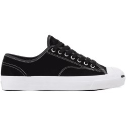 CHAUSSURES CONVERSE CONS JACK PURCELL PRO OX - BLACK BLACK WHITE