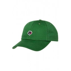 CASQUETTE MAGENTA DAD HAT - GREEN