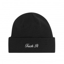 BONNET HUF 1984 REVERSIBLE - BLACK