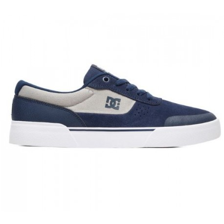 CHAUSSURES DC SHOES SWITCH PLUS - NAVY GREY