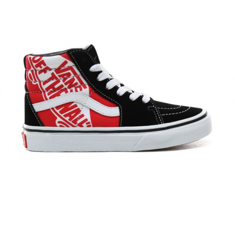 Chaussures Vans Fille Promo Vans Kids Checkerboard Slide