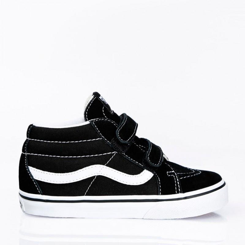 chaussure vans enfant blanche