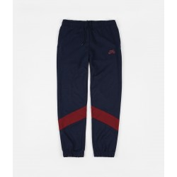 PANTALON NIKE SB TRACK PANTS DRY ICON - OBSIDIAN TEAM RED