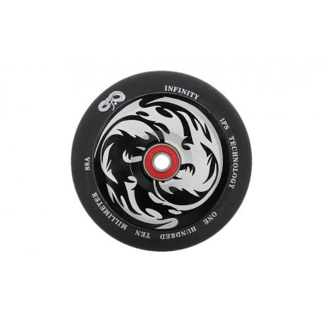 ROUE INFINITY YING YANG 120MM - BLACK