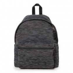 SAC A DOS EASTPAK PADDED 44W - KNITTED BLACK