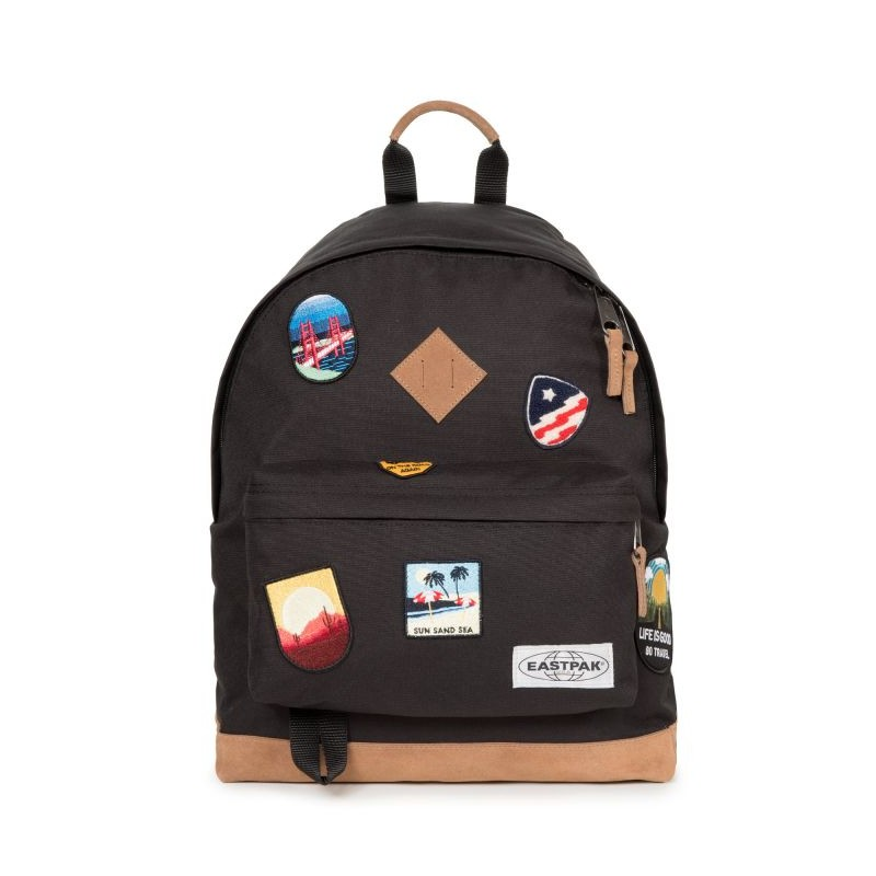 Sac Eastpak Wyoming 82x Into Patch Black