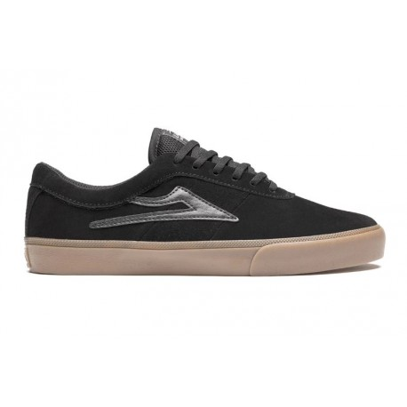 CHAUSSURES LAKAI SHEFFIELD SUEDE - BLACK GUM