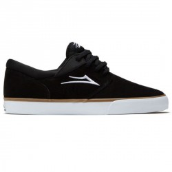 CHAUSSURES LAKAI FREMONT - BLACK SUEDE