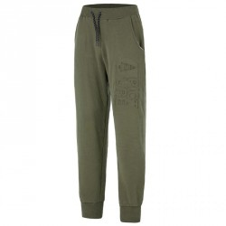 JOGGING PICTURE ORGANIC CHILL - DARK ARMY GREEN