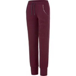 JOGGING PICTURE ORGANIC COCOON - BURGUNDY