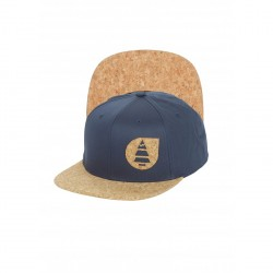 CASQUETTE PICTURE ORGANIC NARROW - DARK BLUE