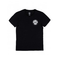 T-SHIRT VOLCOM KID CONCEIVER LTW SS - BLACK