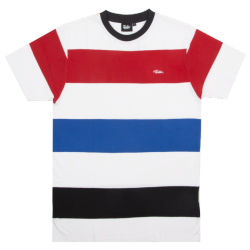 T-SHIRT TEALER RUGBY - WHITE