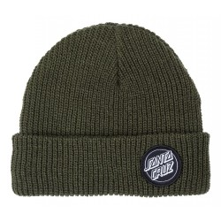 BONNET SANTA CRUZ OUTLINE DOT - MILITARY GREEN