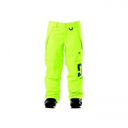 DC BANSHEE PANT KID YELLOW