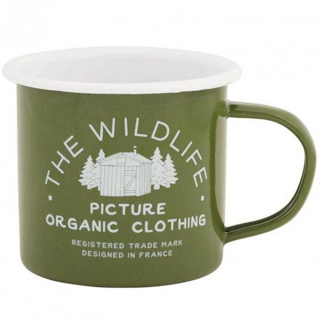 TASSE PICTURE SHERMAN CUP - ARMY GREEN