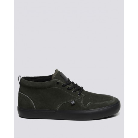 CHAUSSURES ELEMENT PRESTON 2 - FOREST NIGHT BLACK
