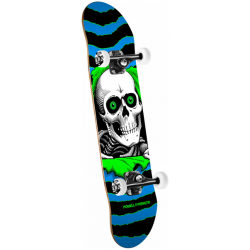 SKATEBOARD COMPLET POWELL PERALTA COMPLET RIPPER BLUE 7.75