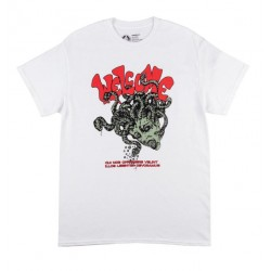 T-SHIRT WELCOME MEDUSA - WHITE