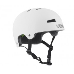 CASQUE TSG EVOLUTION SOLID COLOR - SATIN WHITE
