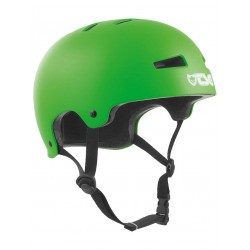 CASQUE TSG EVOLUTION SOLID COLOR SATIN LIME GREEN