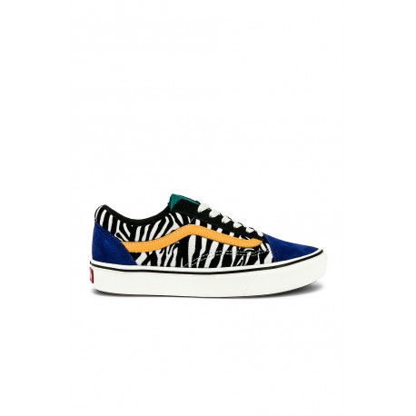 CHAUSSURES VANS OLD SKOOL COMFYCUSH - ZEBRA