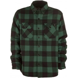 CHEMISE DICKIES LANSDALE - PINE GREEN