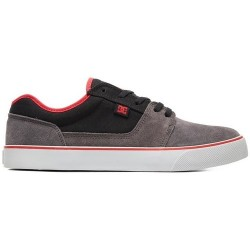 CHAUSSURES DC SHOES TONIK - GREY BLACK RED