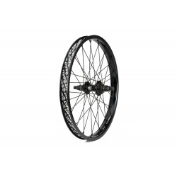"ROUE ARRIERE SALT ROOKIE 20"" RHD - BLACK"
