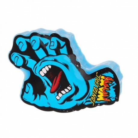 WAX SANTA CRUZ SCREAMING HAND