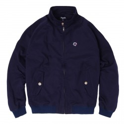 VESTE MAGENTA HARRINGTON JACKET - NAVY