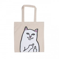 SAC RIPNDIP TOTE BAG OG LORD NERMAL - NATURAL CANVAS