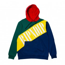 SWEAT RIPNDIP HOOK EM HOODIE - MULTI
