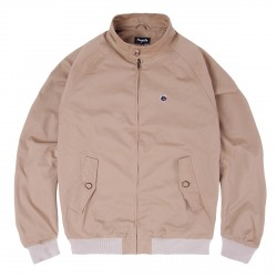 VESTE MAGENTA HARRINGTON JACKET - BEIGE