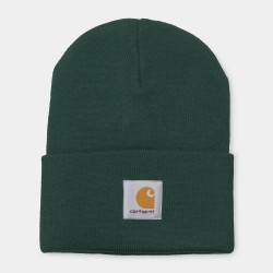 BONNET CARHARTT ACRYLIC WATCH HAT - DARK FIR