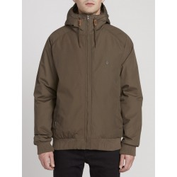 VESTE VOLCOM HERNAN JACKET - MAJOR BROWN