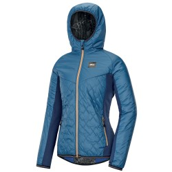 VESTE PICTURE ORGANIC CLEA JKT - PETROL BLUE