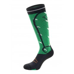 CHAUSSETTES PICTURE ORGANIC MAGICAL - GREEN