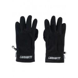 GANTS CARHARTT WIP BEAUFORT - BLACK RELFECTIVE
