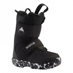 BOOTS BURTON MINI GROM 2020 - BLACK