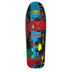 BOARD SANTA CRUZ COREY O'BRIEN MUTANT CITY REISSUE - 9.75