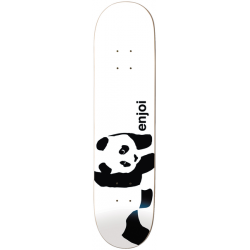 BOARD ENJOI PANDA LOGO WHITEY WIDE R7 - 8.375