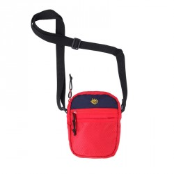 SACOCHE MAGENTA SPORT POUCH - RED NAVY