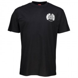 T-SHIRT SANTA CRUZ TORTILE - BLACK